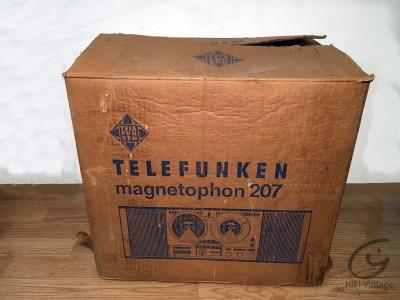 TELEFUNKEN Magnetophon 207