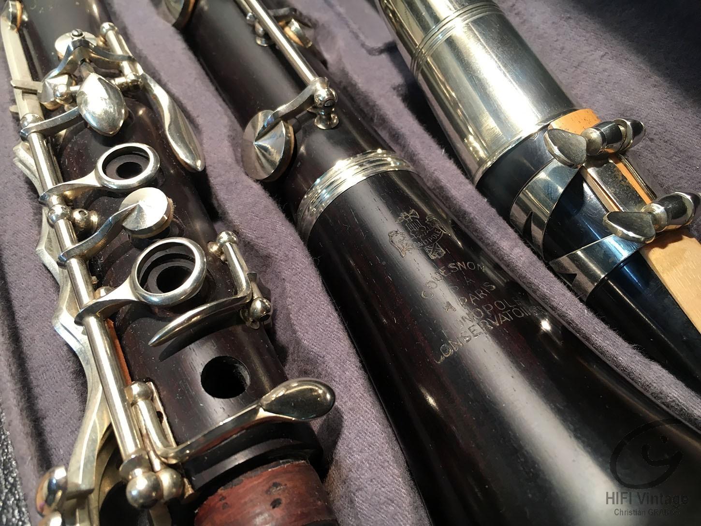 QUESNON Clarinette conservatoire