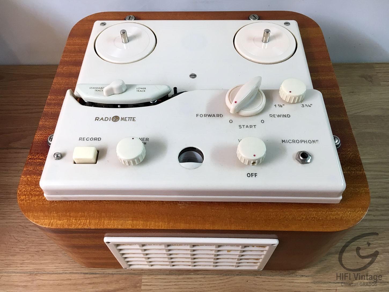RADIONETTE B2 Magnetophon
