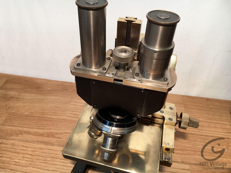 STIASSNIE Microscope binoculaire