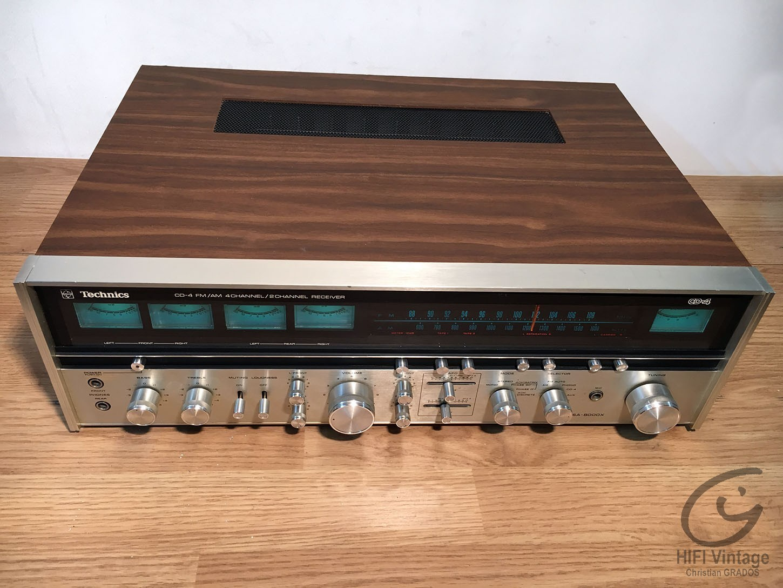 TECHNICS SA-8000-X