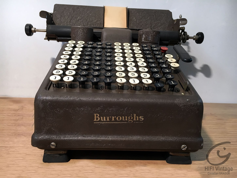 burrought type 3