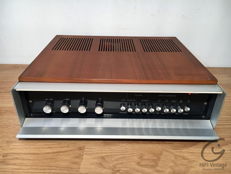 SCHNEIDER Audio 8008 Hifi vintage réparations