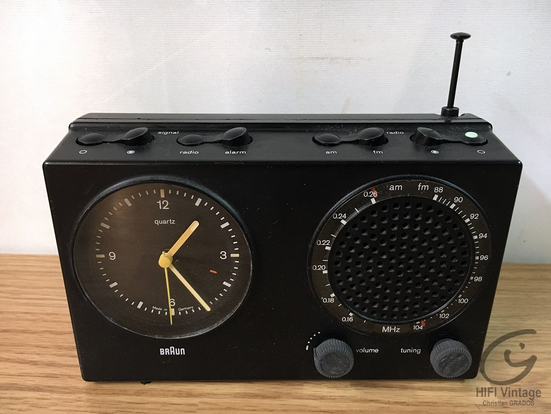 GRAUN 4826 radio reveil Hifi vintage réparations
