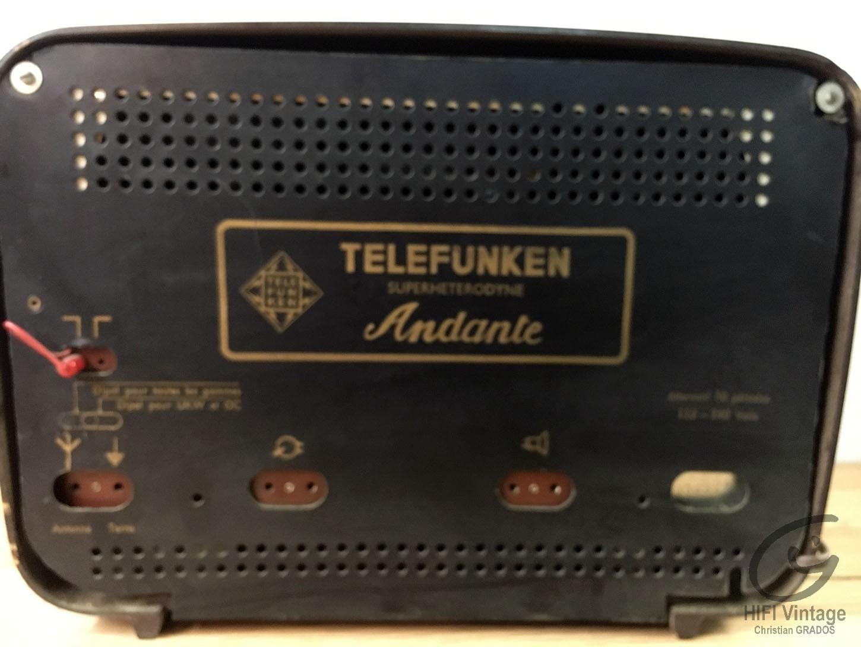 TELEFUNKEN Adante 63