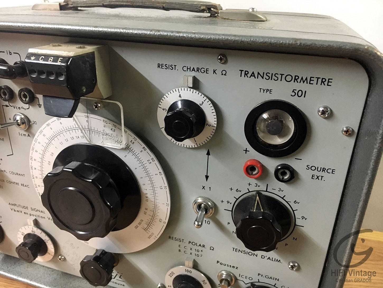 KATJI Transistormetre type 501