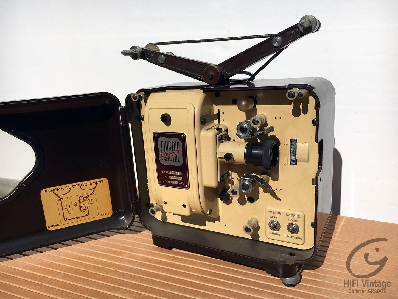 ERICSSON Cineric type E-16 Hifi vintage réparations