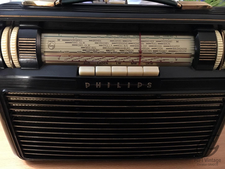 PHILIPS LB-462-AB Hifi vintage réparations