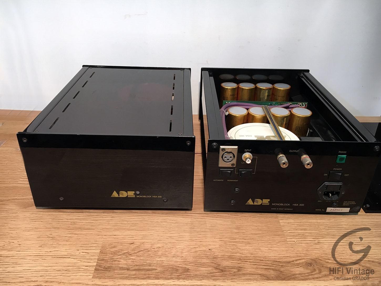 ADE HSA-300 Hifi vintage réparations