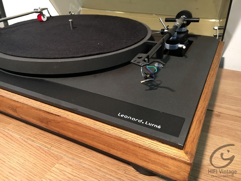 LEONARD Lurné Hifi vintage réparations