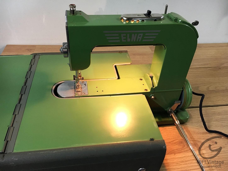 ELNA 500890 Hifi vintage réparations