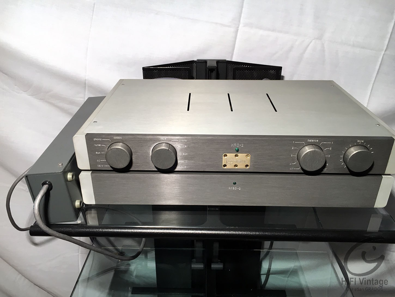 KRELL KRS-2 Hifi vintage réparations