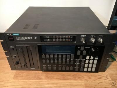 AKAI DD-1000i-II