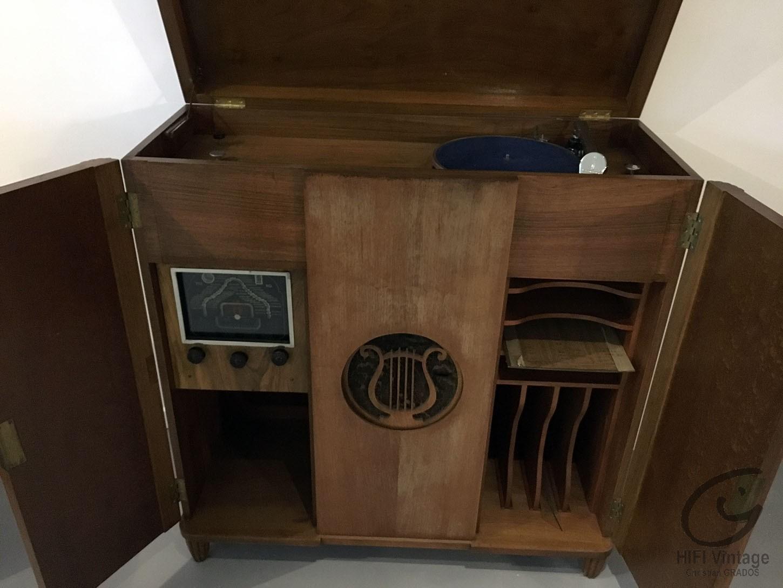 FURNITURE LA VOIX DE SON MAITRE T-151 Hifi vintage réparations