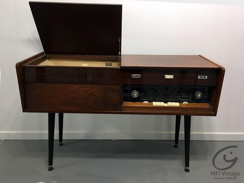 PHILIPS F6X93-A Hifi vintage réparations