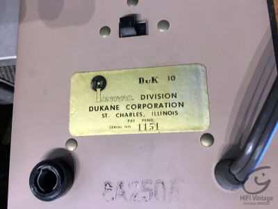 DUKANE IONOVAC Duc-10