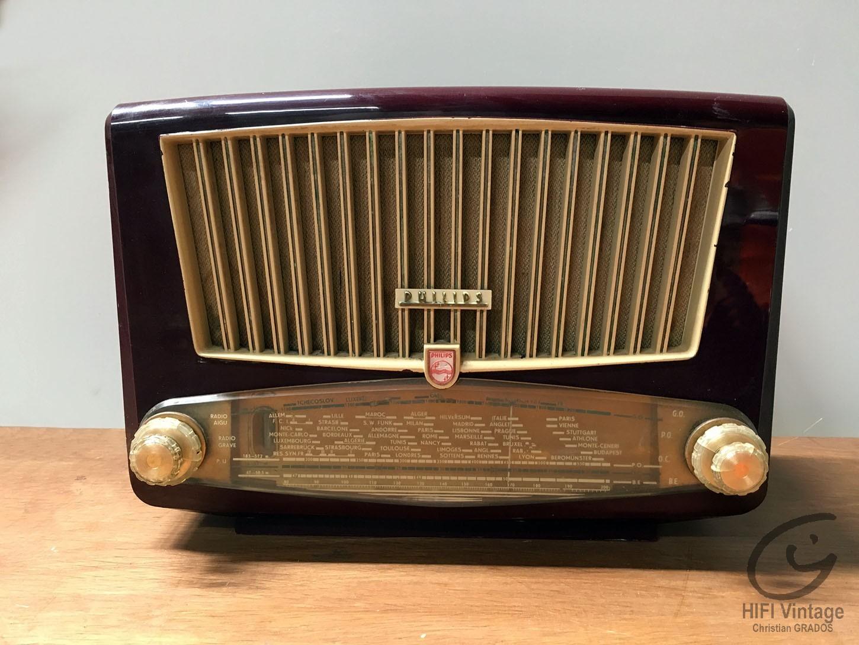 PHILIPS BF-510-A Hifi vintage réparations