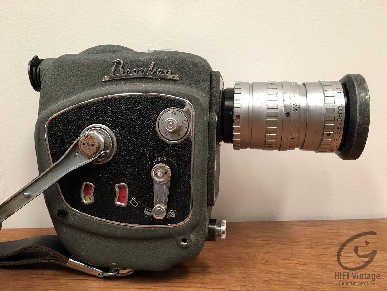 Beaulieu MR-8 Hifi vintage réparations