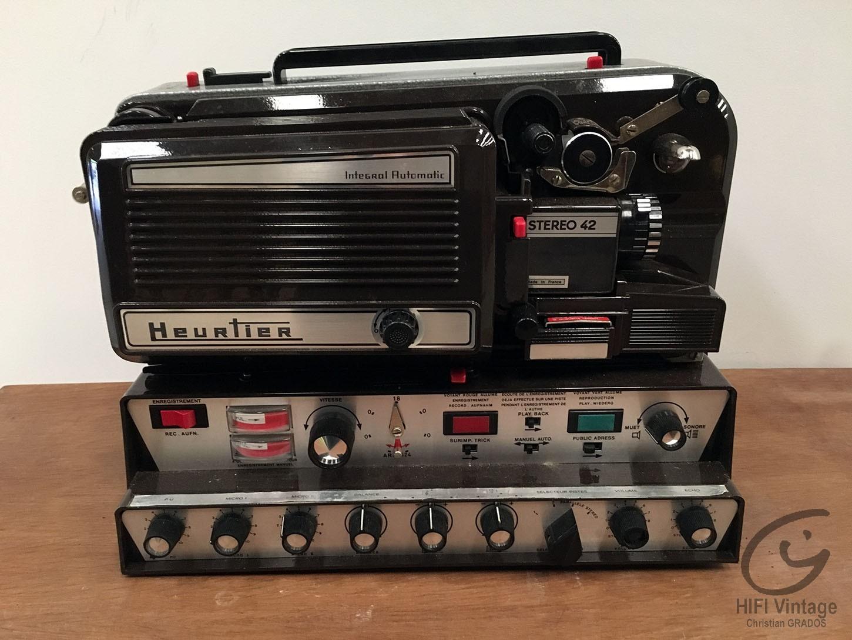 HEURTIER Stéréo 42 Hifi vintage réparations