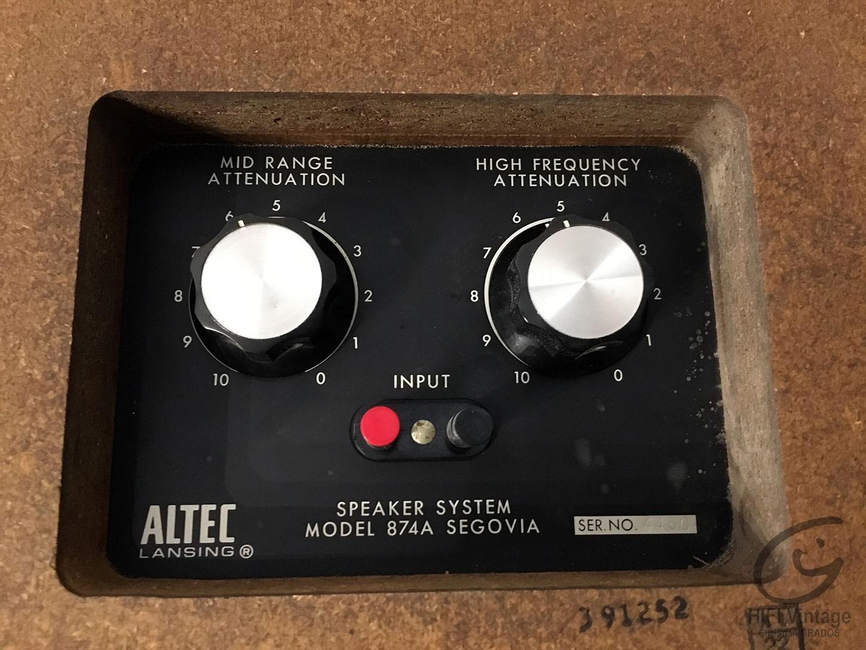 ALTEC 874-A
