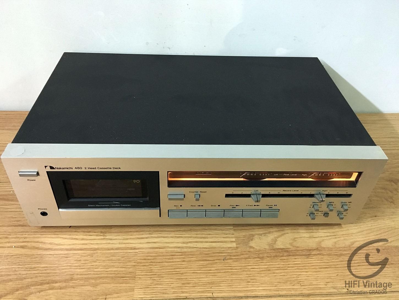 NAKAMICHI BX-125 Alu
