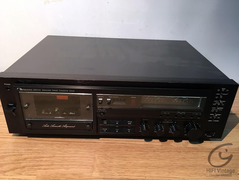 NAKAMICHI 660-ZX