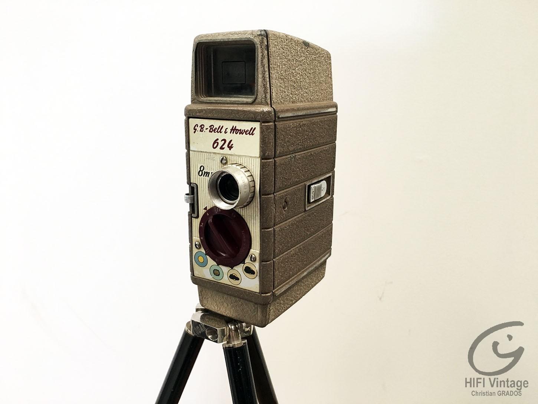 BELL HOWELL 624 Hifi vintage réparations