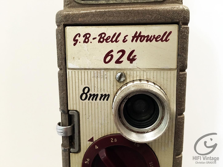 BELL HOWELL 624