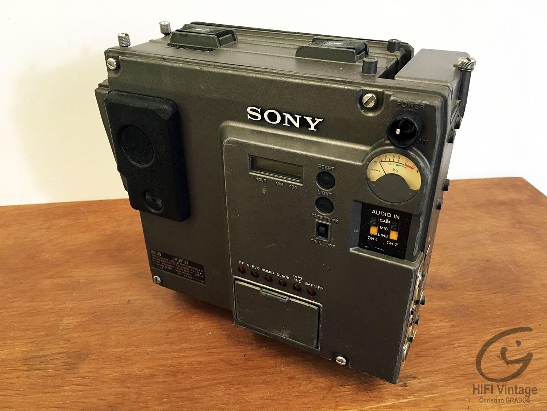 SONY BVV-1APS Hifi vintage réparations