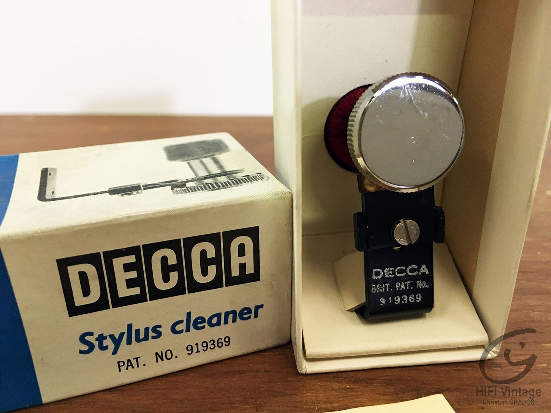 DECCA Stylus Cleaner