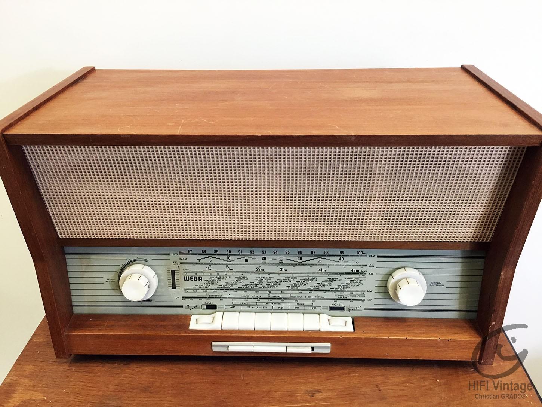 WEGA 322 Hifi vintage réparations