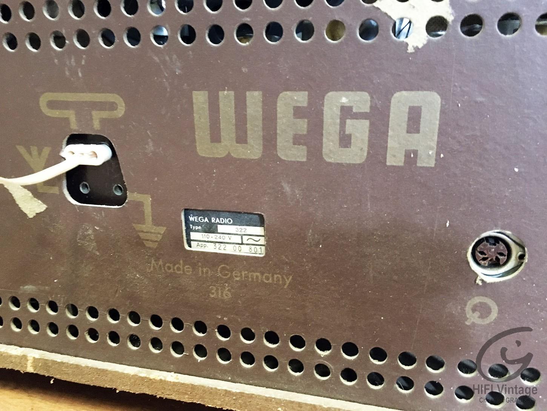 WEGA 322