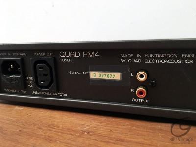 QUAD FM-4