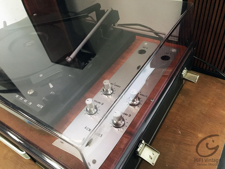 FRANCE ELECTRONIQUE electrophone stéréo