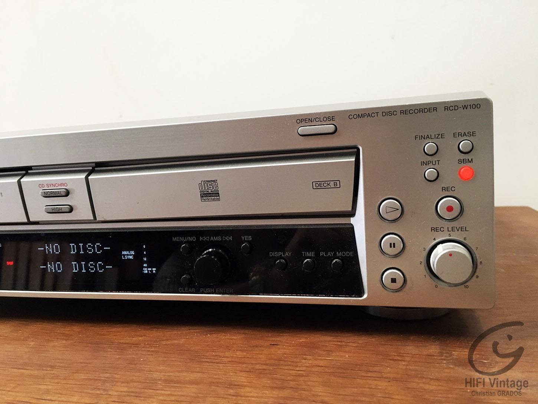 SONY RCD-W100