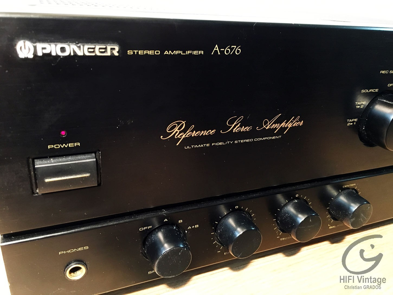 PIONEER A-676