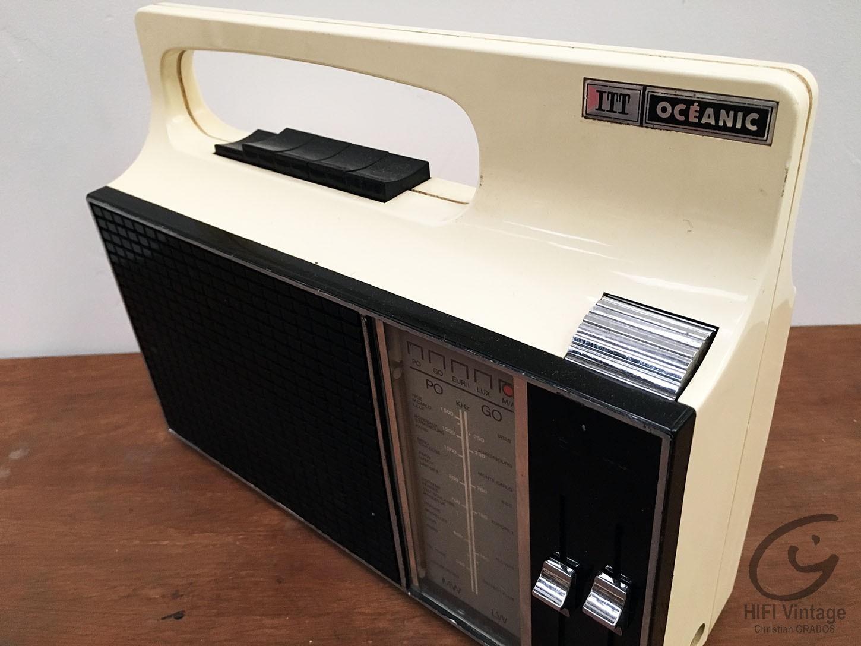 ITT OCEANIC Flirt T 2540 Hifi vintage réparations