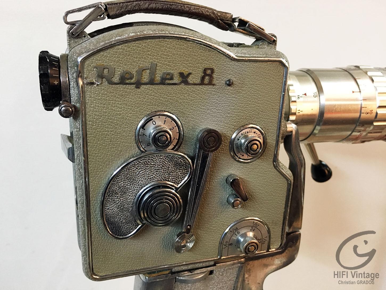 ERCSAM CAMEX Reflex 8