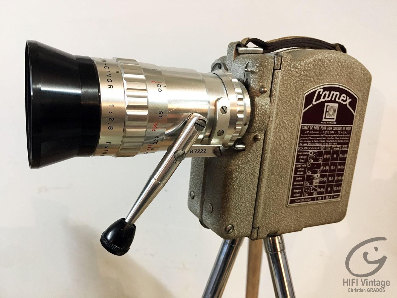 ERCSAM CAMEX 8mm Non Reflex