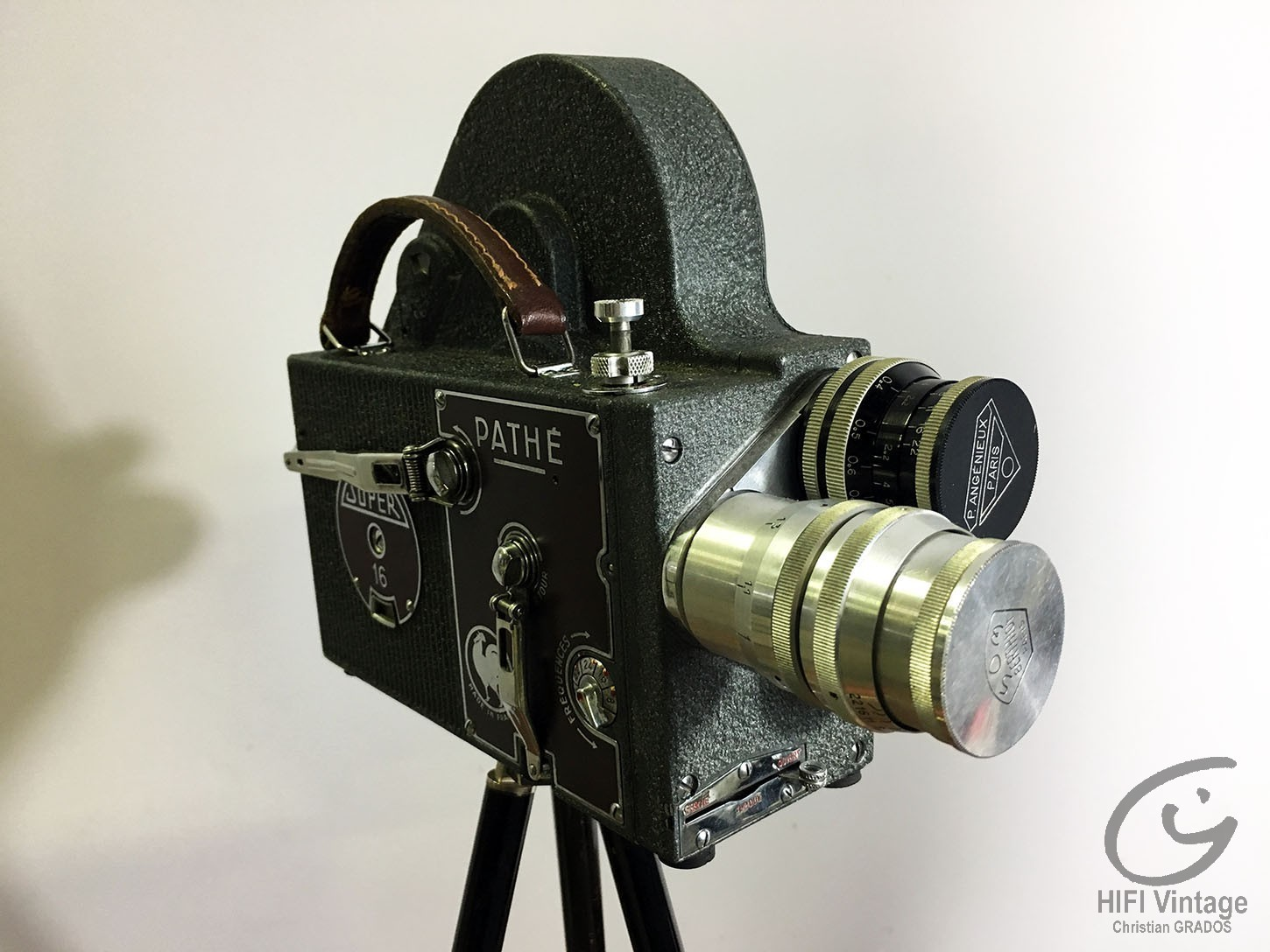 PATHE Webo Super-16