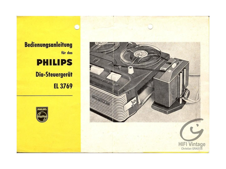 PHILIPS EL-3769