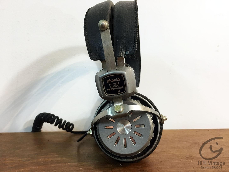 PHONIA TE-1077 Hifi vintage réparations