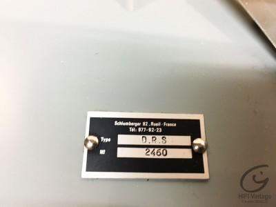 SCHLUMBERGER TD-212-2-DRS