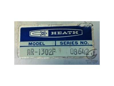 HeathKit AR1302P