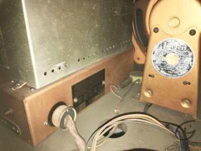 KENNEDY radio meuble 1940