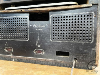 CLEMENT Electrophone