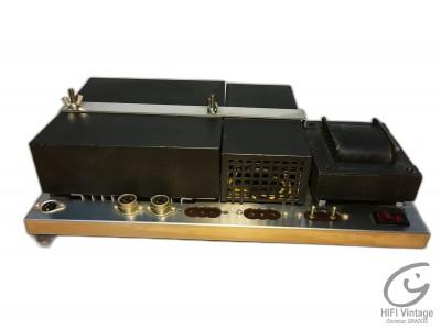 A. CHARLIN Amplificateur 2 x 15W  transistors