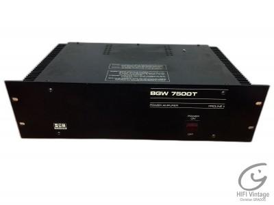 BGW 7500-T