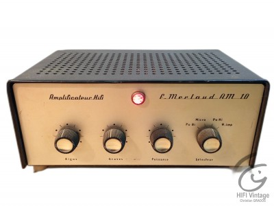 MERLAUD AM-10  Hifi vintage