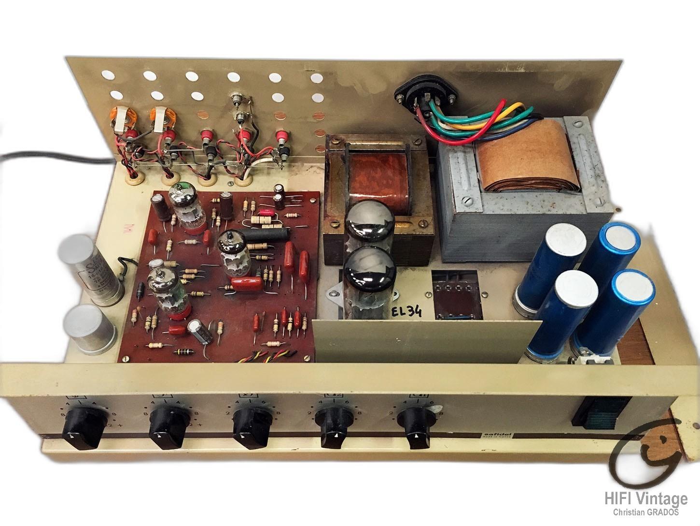 SAFITEL 3180 Hifi vintage réparations